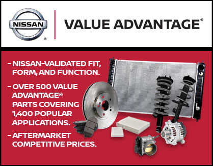 Value Advantage Nissan Banner